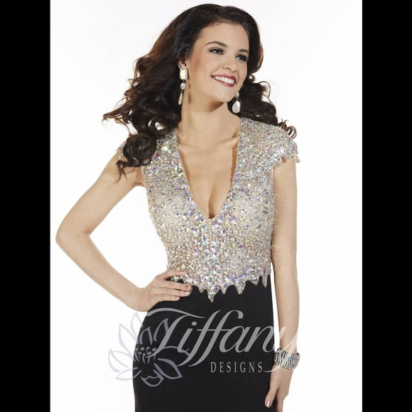 Tiffany Designs Dresses & Skirts - Tiffany Designs Prom Dress or Evening Gown